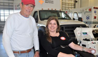 Sandbridge Beach Blood Drive